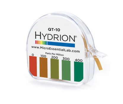 Picture of Hydrion QT-10 Quaternary Test Paper