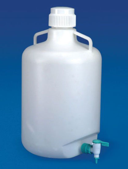 Picture of United Scientific Polypropylene Carboys - 34052