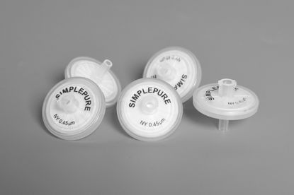 Picture of SIMPLEPURE 0.45µm Nylon Syringe Filters