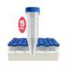 Picture of MTC Bio 5ml MacroTubes® Centrifuge Tubes - C2540