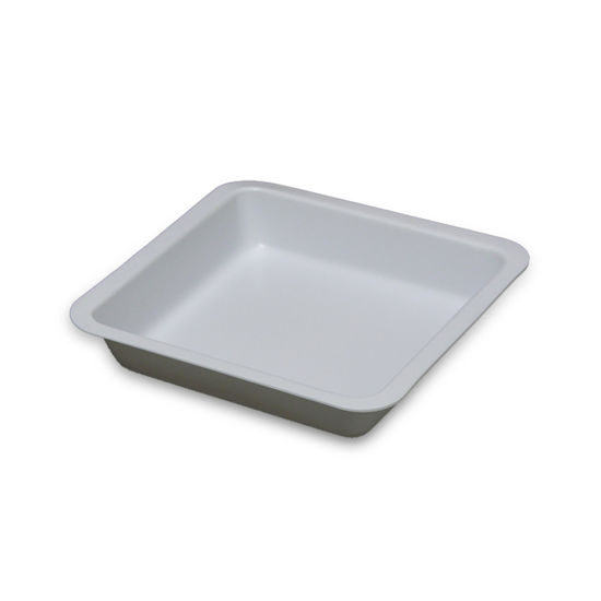Picture of Square Antistatic Polystyrene Weighing Dishes - B6003W