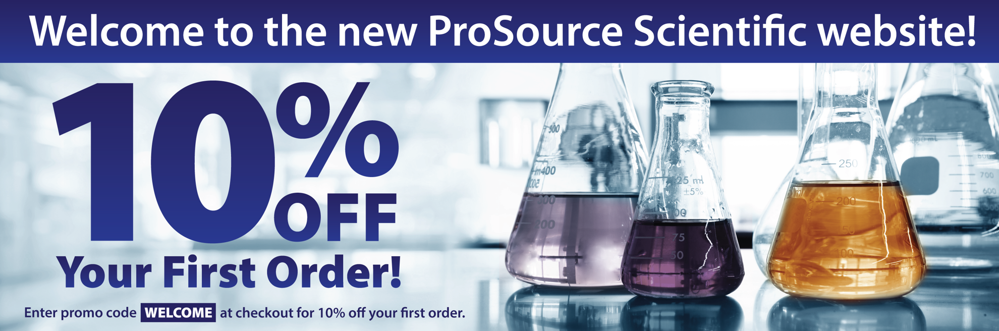 Welcome to ProSource Scientific
