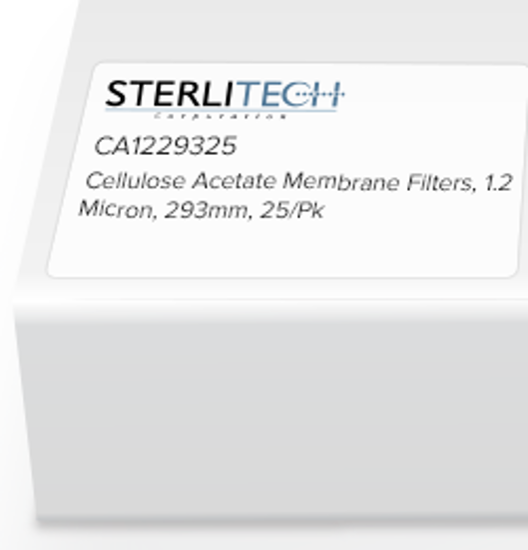 Picture of Sterlitech Cellulose Acetate (CA) Membrane Filters - CA1229325