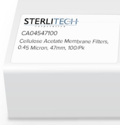 Picture of Sterlitech Cellulose Acetate (CA) Membrane Filters