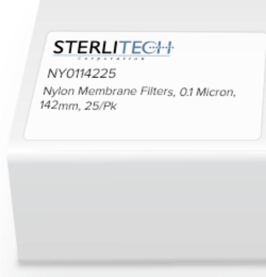 Picture of Sterlitech Nylon Membrane Filters - NY0114225