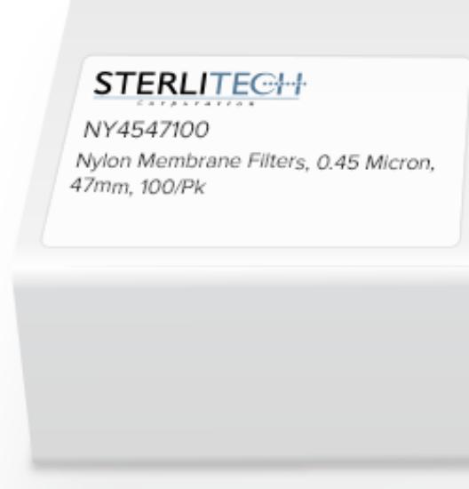Picture of Sterlitech Nylon Membrane Filters - NY4547100