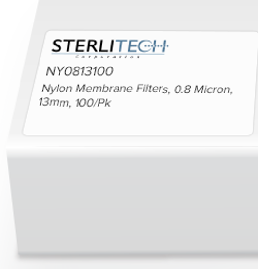 Picture of Sterlitech Nylon Membrane Filters - NY0813100