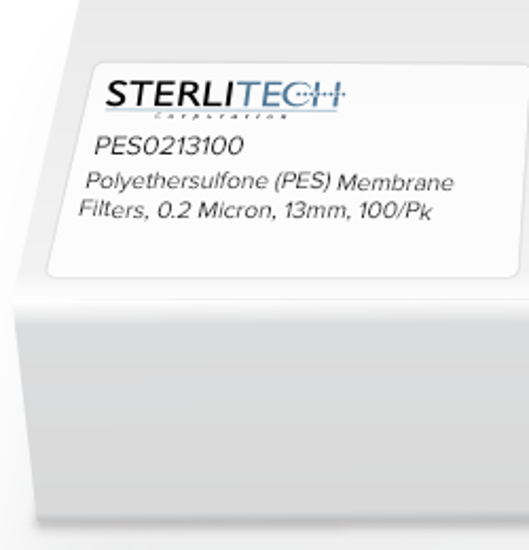 Picture of Sterlitech Polyethersulfone (PES) Membrane Filters - PES0213100