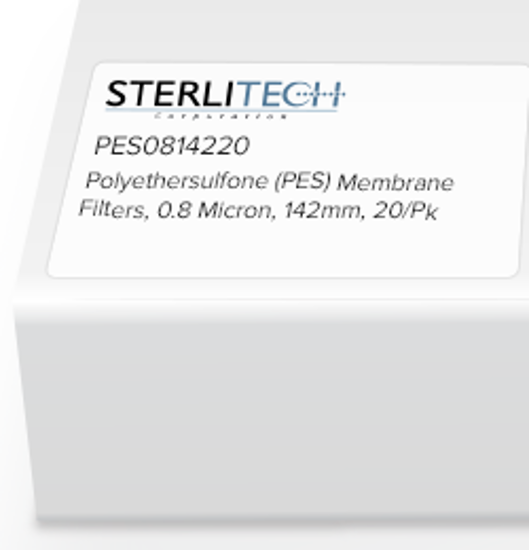 Picture of Sterlitech Polyethersulfone (PES) Membrane Filters - PES0814220