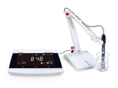 Picture of Ohaus AquaSearcher™ AB33EC Intermediate Benchtop Conductivity Meter
